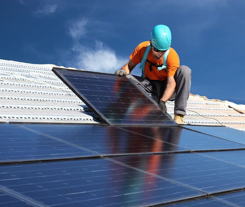 Toepassing KOR door scholen met zonnepanelen