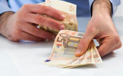 Terugbetaling ontvangen vergoeding geen negatief resultaat
